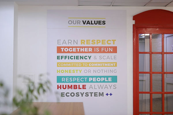 ARM Core Values