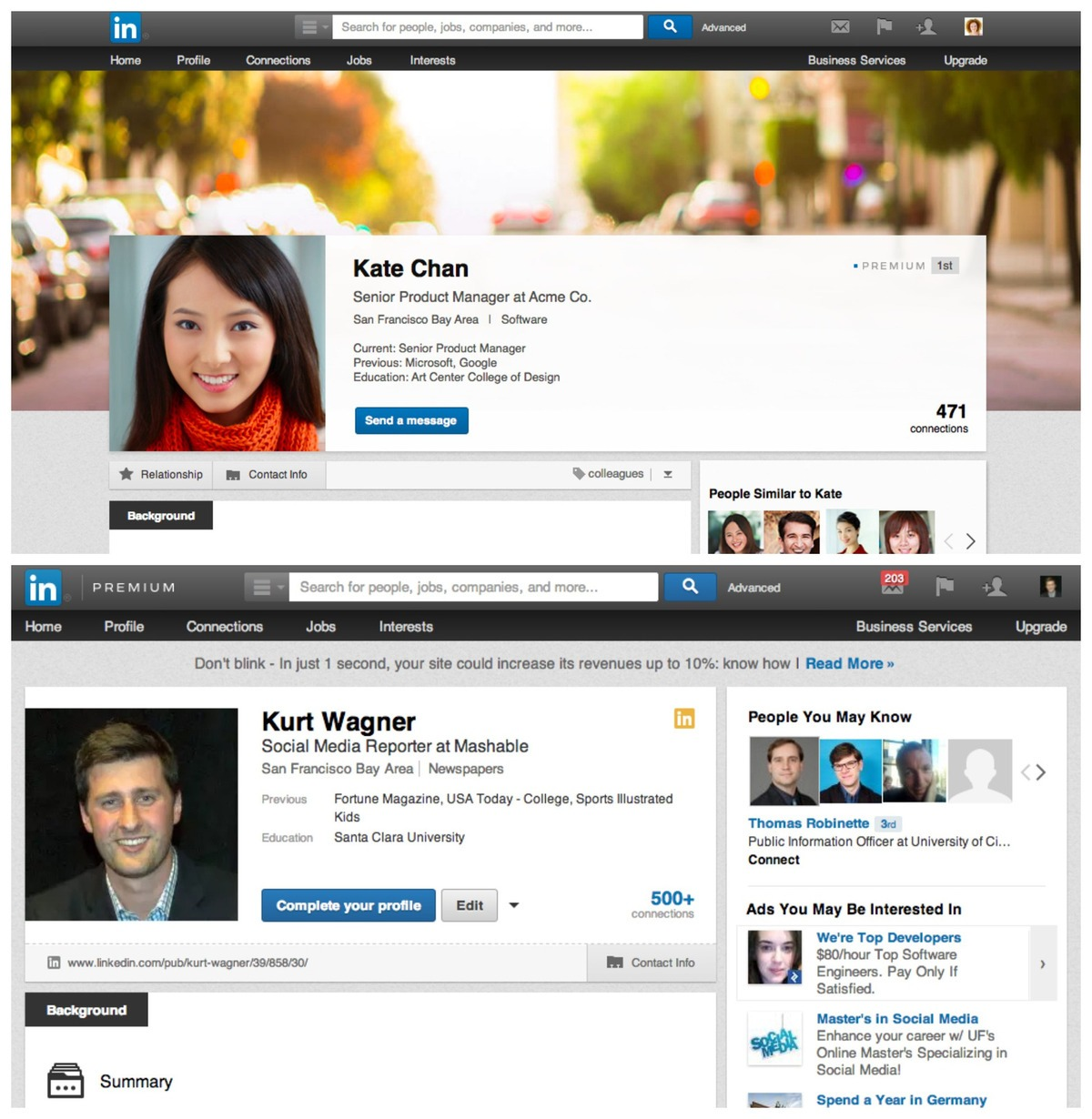 LinkedIn-Profile-Change