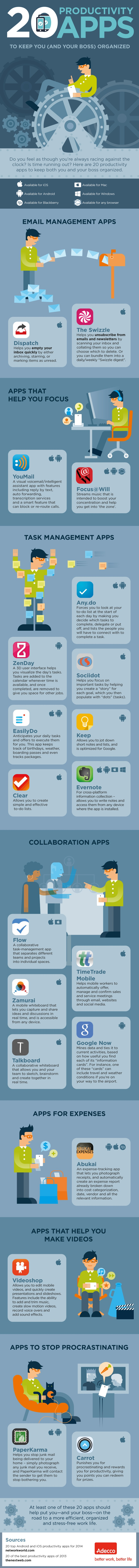 20-Productivity-Apps