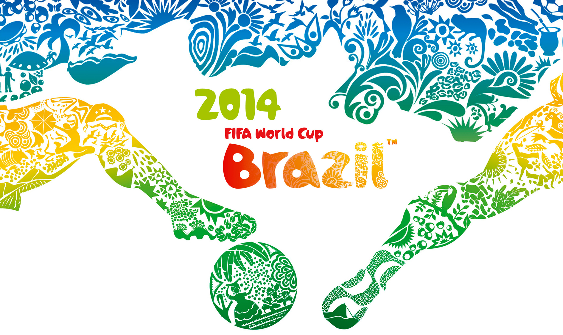 The Best of FIFA World Cup 2014 as played on Social Media