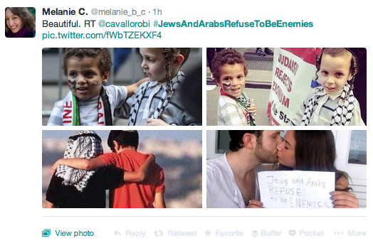 Viral Campaign-Gaza bombings