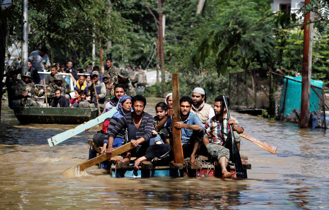Lending a hand of support in the time of need: How the world of Digital and Team #ARM Worldwide did its bit in the time of J&K Floods of 2014