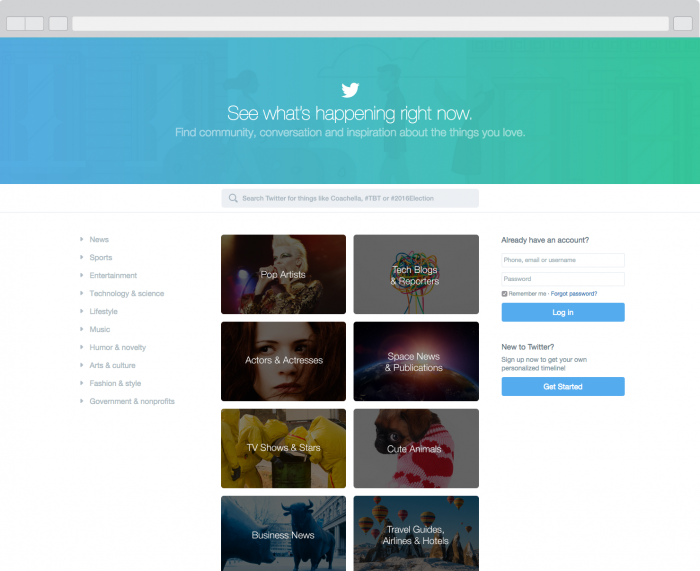 A Revamped Twitter Login Page, #RideOfThrones Campaign and Exploring Personal Marketing: This Week in Digital