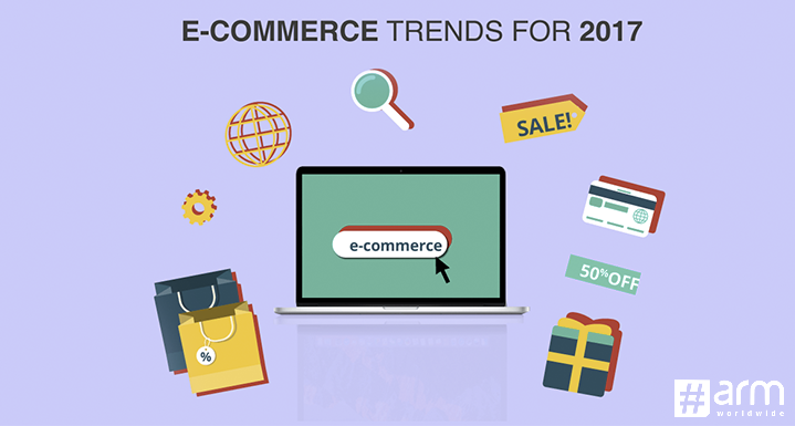 What are the E-Commerce Tech Trends in 2017