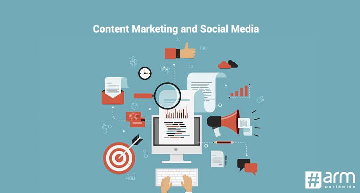 Content Marketing & Social media