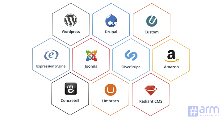 Type of CMS platform