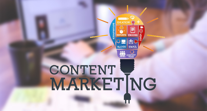 on-site and off-site content marketing