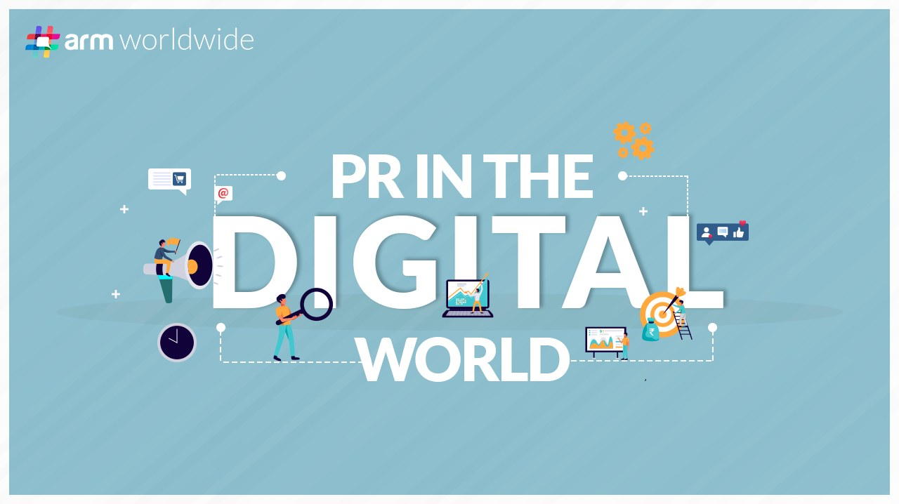 PR in the Digital World