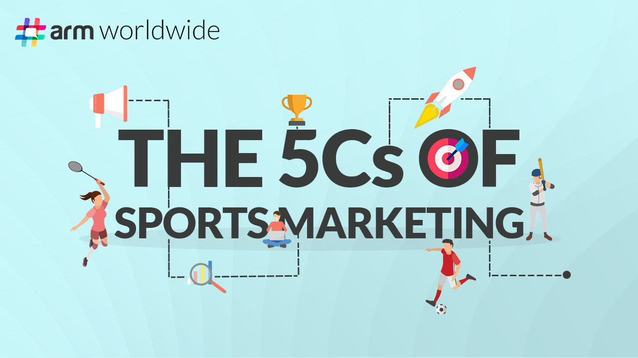The 5Cs of Sports Marketing