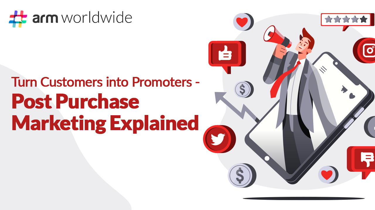 Post Purchase Marketing Explained: Turn Customers into Promoters