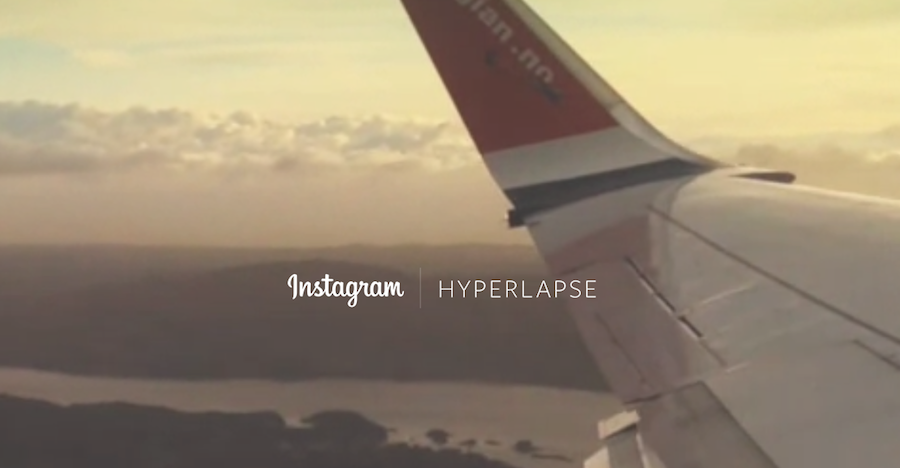 Instagram-Hyperlapse