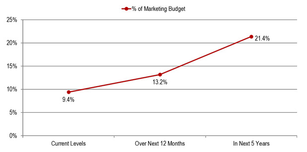 Social Marketing Budgets