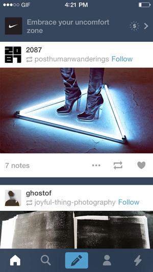 Tumblr Ad